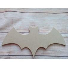 4mm MDF Bat starts at 100mm